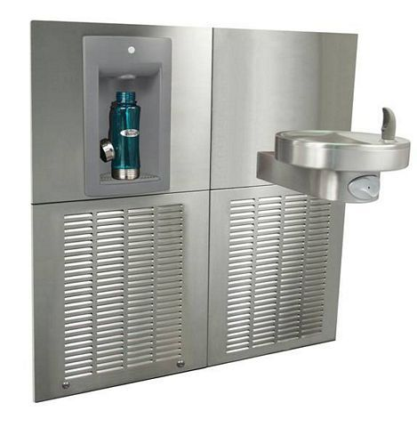 Mg8sbf Oasis Fully Recessed Sports Bottle Filler Modular