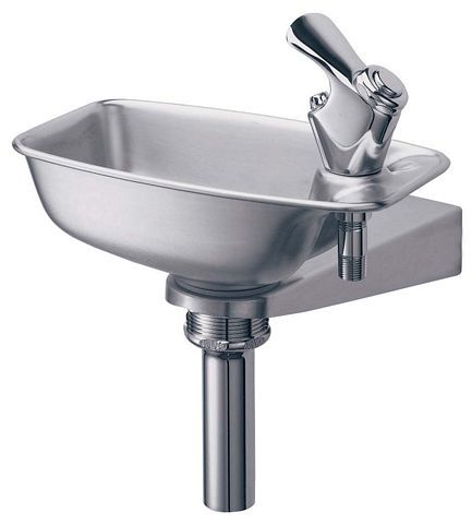 fountains elkay bracket drinking fountain stainless steel click to