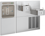EZH2O Bottle Station & Soft Sides Bi-Level
