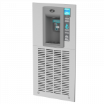 FULLY RECESSED ELECTRONIC BOTTLE FILLER