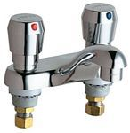 CHICAGO FAUCETS Lavatory Metering Faucet