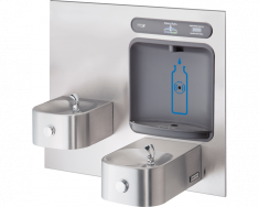 HydroBoost Bottle Filling Station & Integral Conto