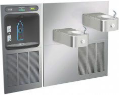 HydroBoost In-Wall Bottle Filling Station- Contour