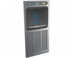 HydroBoost In-Wall Bottle Filling Station w/Filter